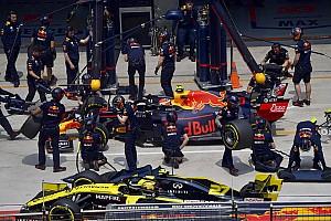A Red Bull két pokolian gyors kerékcserével tarolt Kínában: statisztikák