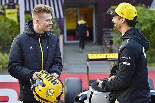 Ricciardo már fenyegetést jelent: Hülkenberg pozíciója veszélyben van