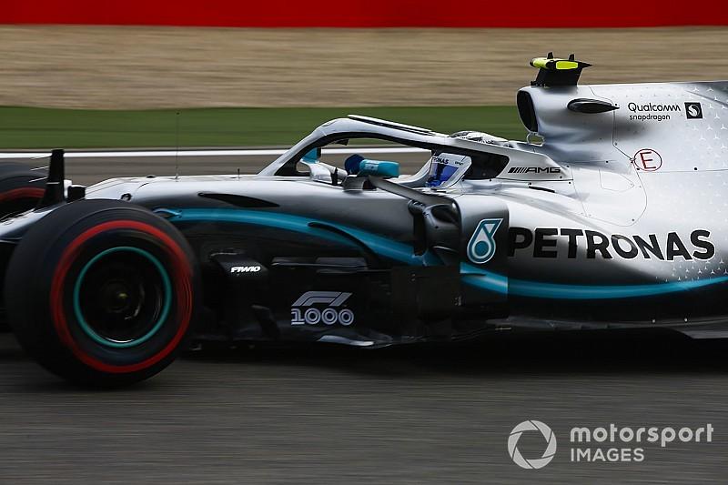 Bottas el más rápido en la FP3, Albon sufre fuerte accidente
