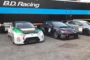 Simone Sartoni pronto al debutto su una TCR in Coppa Italia