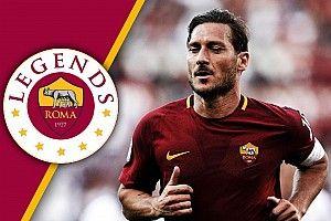 Francesco Totti e la Roma Legends sfidano la Nazionale Piloti per l'arrivo della Formula E