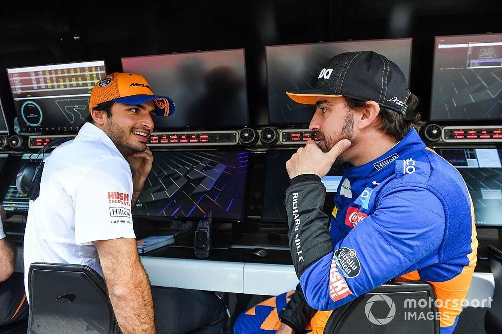 Alonso aurait pu remplacer Norris pour le GP de Belgique