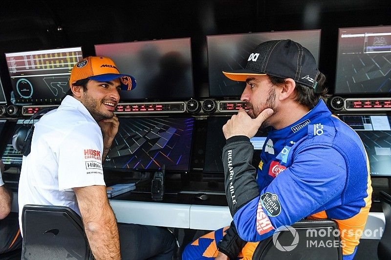 McLaren: Мы не планируем привлекать Алонсо к Ф1 в 2019 году