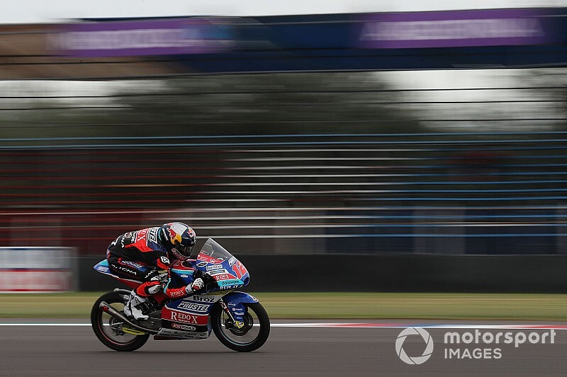Moto3, Prüstel inizierà la stagione con Geiger