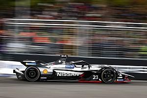 Diaporama : les suisses Buemi et Mortara dans le E-Prix de Rome en Formule E
