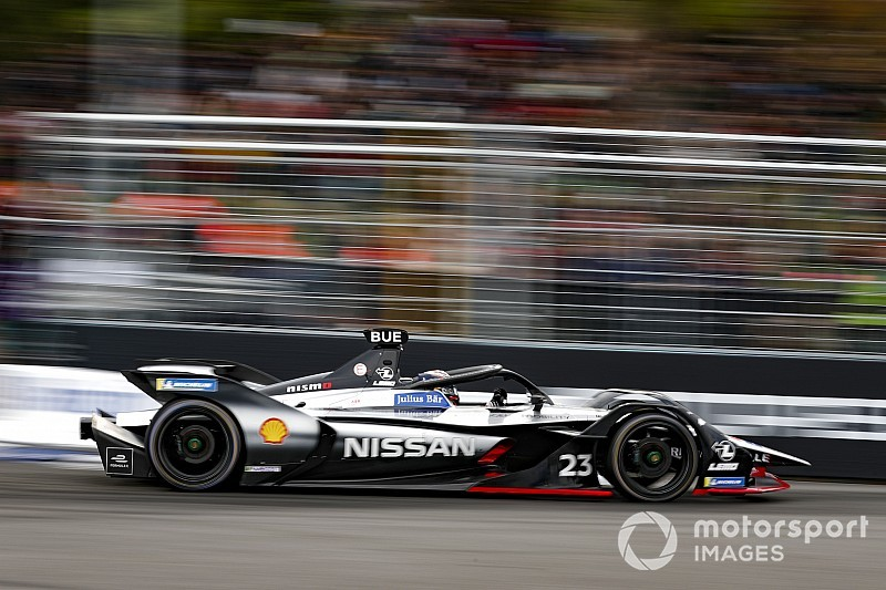 Fotostrecke: Die Schweizer Buemi und Mortara beim Rom E-Prix in der Formel E