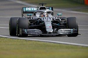 GP di Cina: Hamilton va a 1000 e fa il vuoto, Ferrari da podio ma staccata