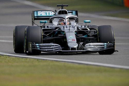 GP di Cina: Hamilton va a 1000 e fa il vuoto, Ferrari da podio, ma staccata