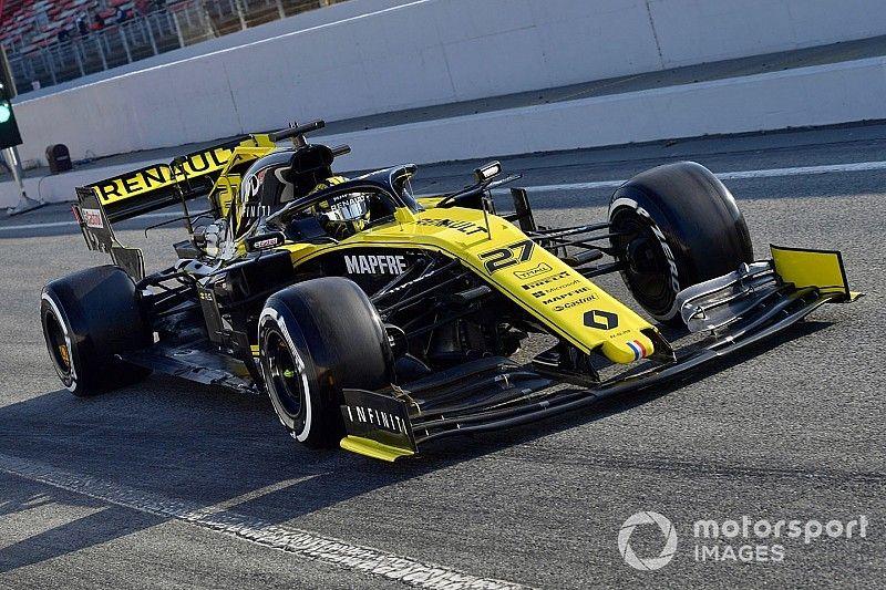 """Renault dit avoir atteint ses """"objectifs élevés"""" côté moteur"""