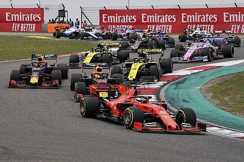 Formel-1-Rennergebnis: China-Grand-Prix 2019 in Schanghai