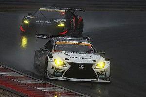 第1戦岡山|悪天候で途中終了となった決勝、GT300クラスは96号車K-tunes RC F GT3が優勝