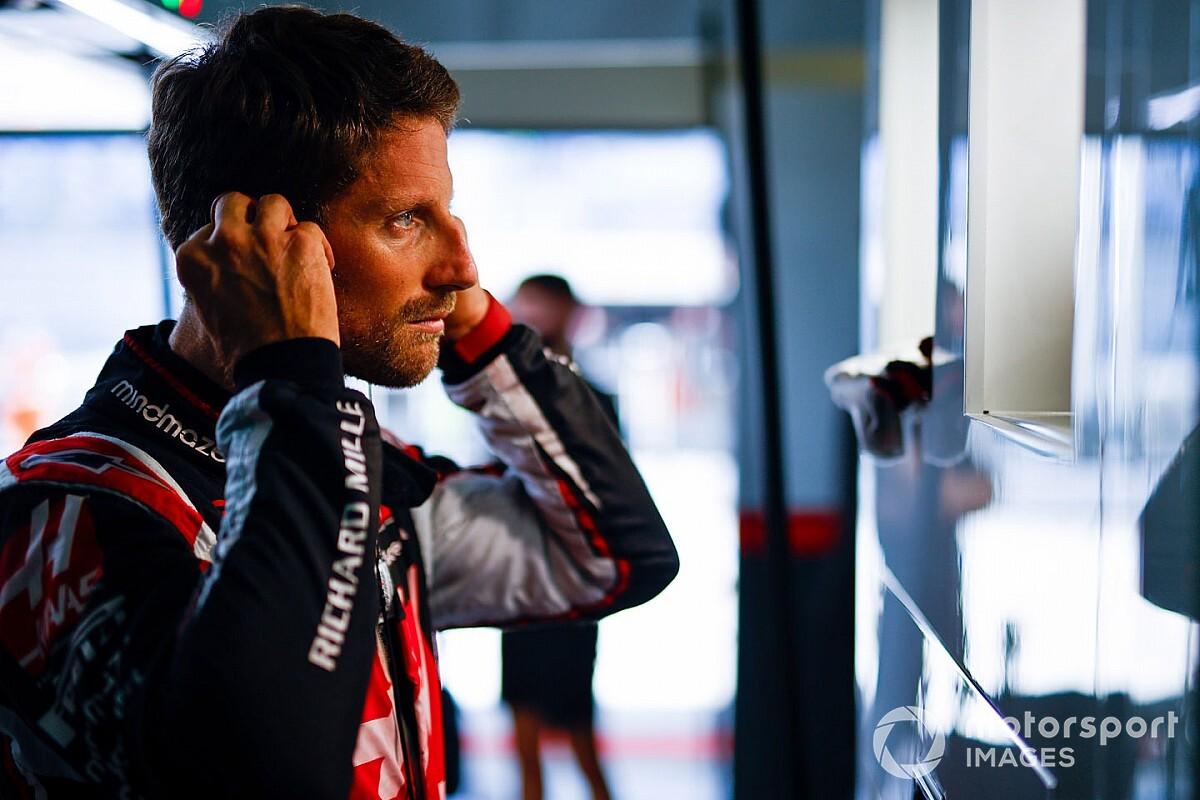 Grosjean Tertarik Ikuti Le Mans 24 Hours
