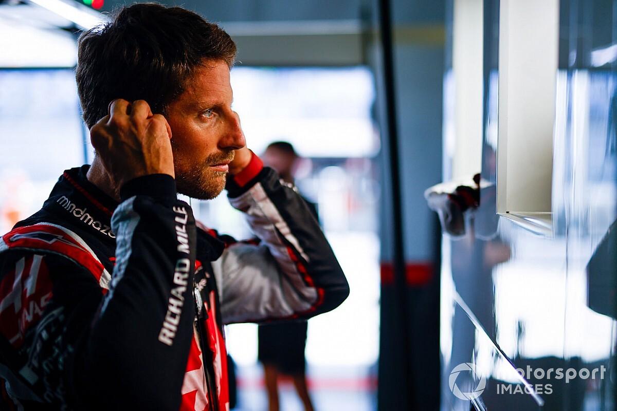 Grosjean débarque en IndyCar pour la saison 2021
