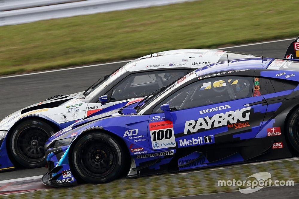 Honda needs pre-Fuji points buffer over Toyota