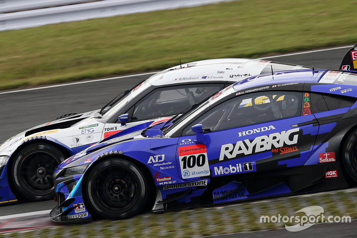 Honda needs pre-Fuji points buffer over Toyota