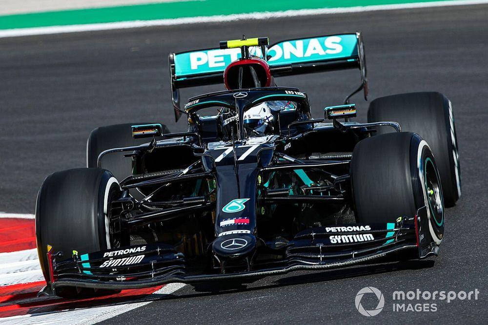 F1, Portimao, Libere 1: due Mercedes, Ferrari quarta!