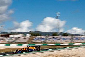 Sainz, contento, pero a ciegas tras la clasificación de Portugal