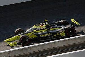 Kimball rejoins AJ Foyt Racing for Indy 500 and Indy GP