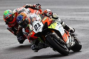 Rinaldi replaces Davies in Ducati's 2021 WSBK line-up