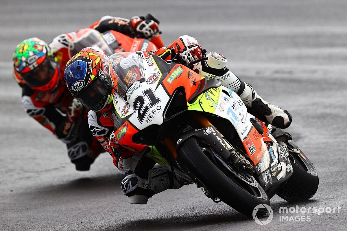 Rinaldi vervangt Davies bij fabrieksteam van Ducati in WSBK