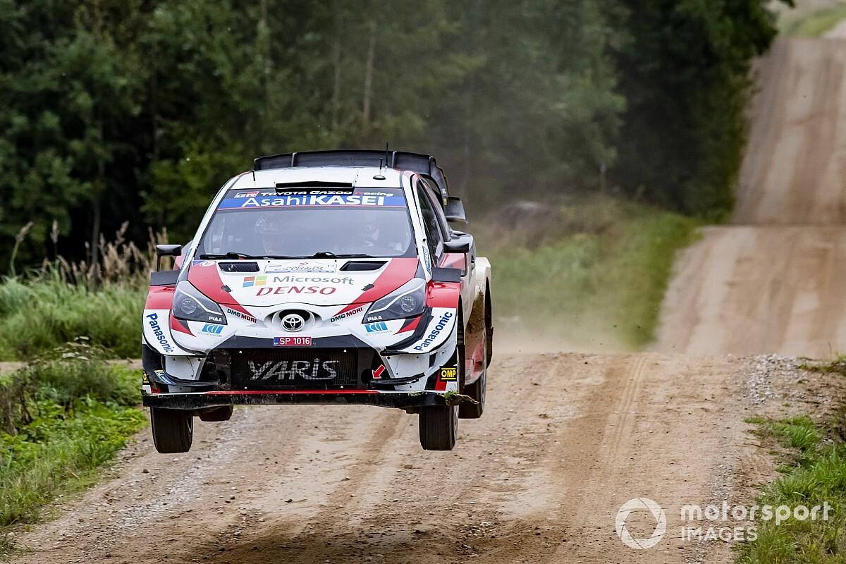 Ogier, Estonya Rallisi'nde neden galibiyet mücadelesi veremediğini açıkladı
