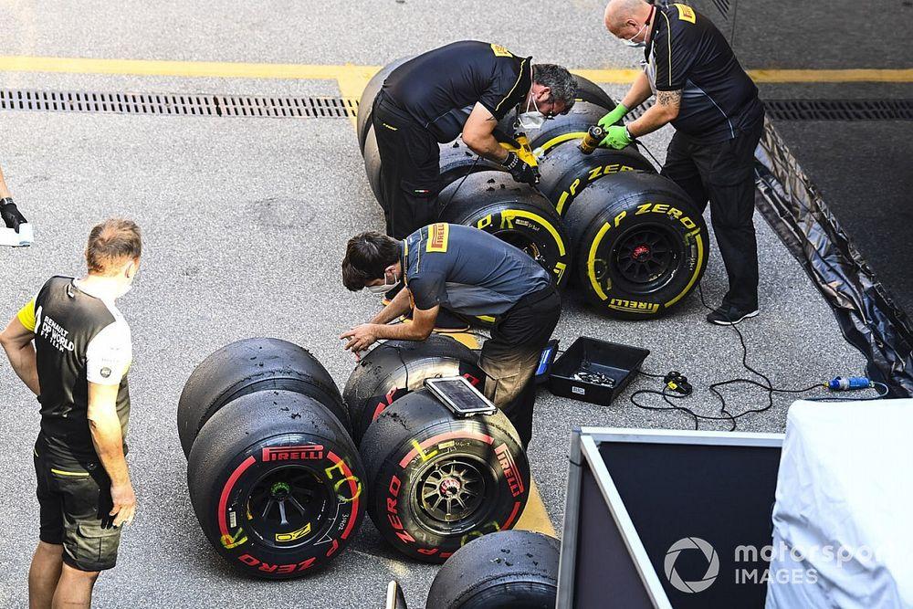 Pirelli, Türkiye Grand Prix'sine götüreceği lastikleri açıkladı