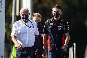 F1: Marko explica por que rebaixou Albon à reserva da Red Bull