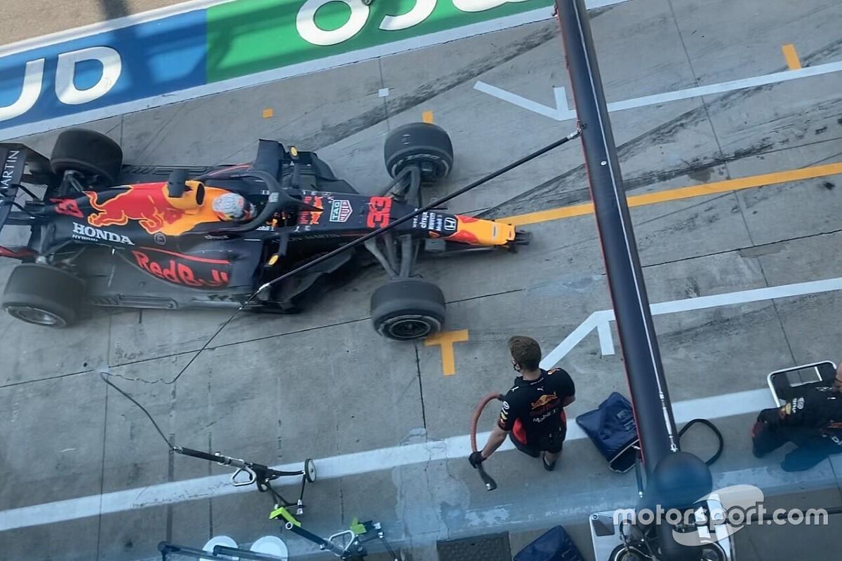 """Verstappen: """"Fatichiamo con bilanciamento e grip della macchina"""""""