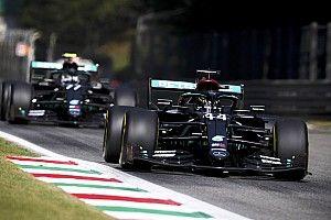 """F1: Hamilton espera otra """"pesadilla"""" en Italia como en 2019"""