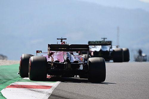 Vettel przeciwny odwróconej stawce