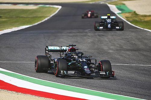 Hamilton surgit en qualifs et sape le moral de Bottas