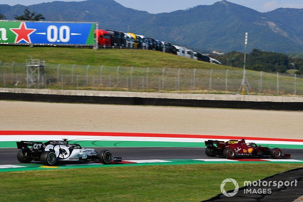 Carrera del GP de la Toscana de F1: cómo verla y horario