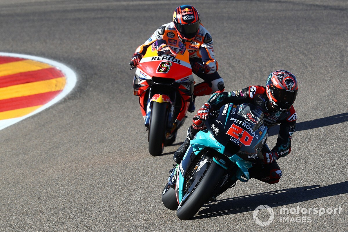 "Dorna: State of emergency ""doesn't impact"" Valencia MotoGP"