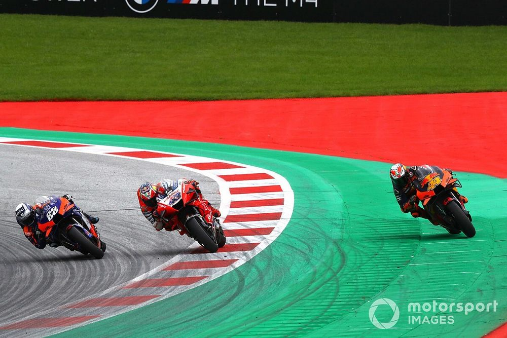 MotoGP Spielberg (2): Miguel Oliveira gewinnt Rennkrimi in letzter Kurve