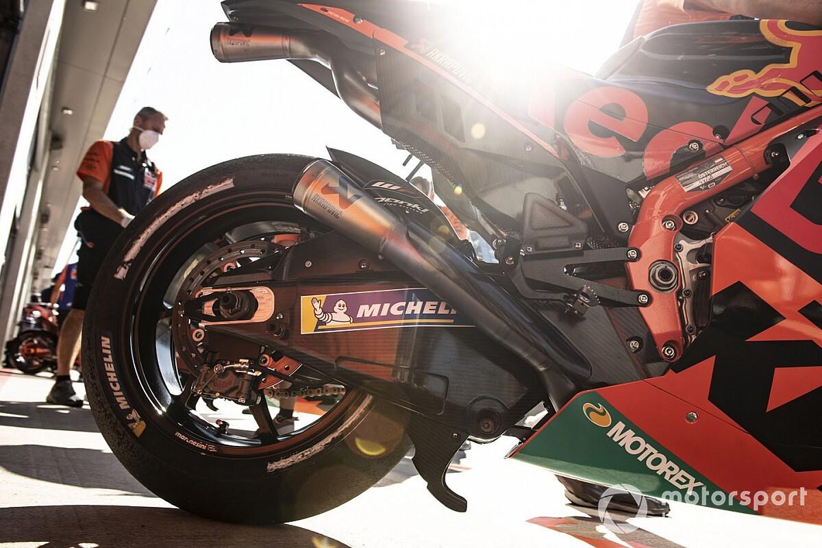 """MotoGP teams wary of KTM building """"super engine"""" for 2021"""