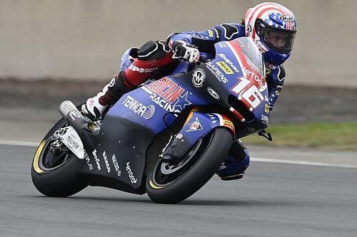 Moto2 - Francia: Roberts y una caída dejan sin pole a Martín