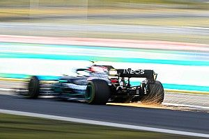 GALERÍA: Sábado de F1 en la pista de Nürburgring