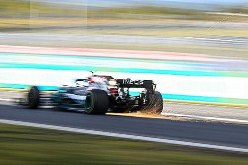 Pole de Bottas y susto de Verstappen en la clasificación de Eifel