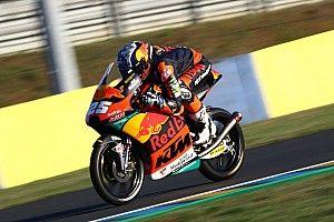 Moto3, Aragon, Libere 2: Fernandez vola, Fenati secondo