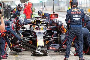 Red Bull nel cul de sac per trovare un motore