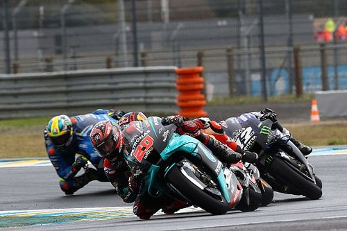 """Battle for ninth with Mir """"like fight for victory"""" - Quartararo"""