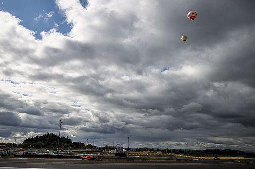 Лучшие фото Гран При Айфеля: воскресенье
