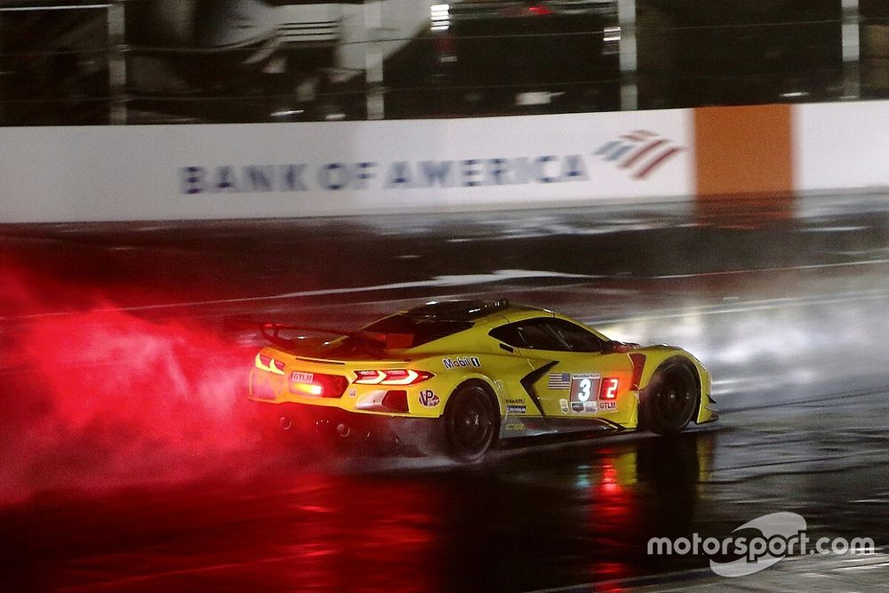 """Garcia """"crashed four or five times"""" on way to Charlotte win"""