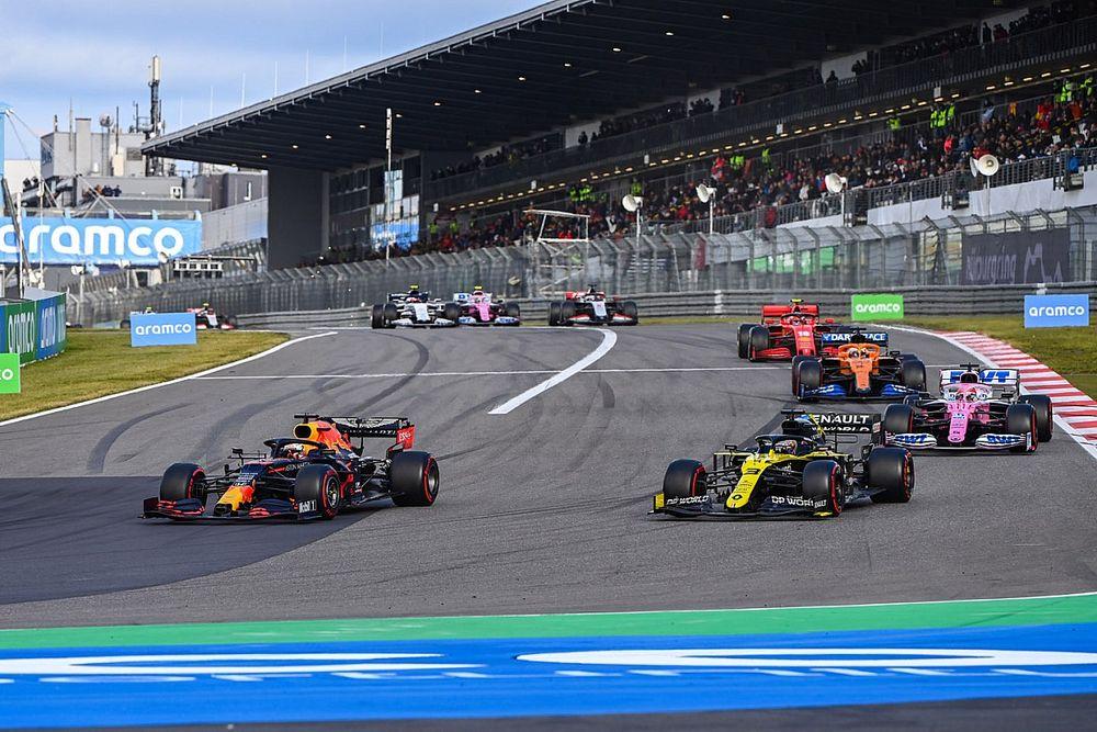 Carey, F1 tarihinin 'değişime karşı direnmesinden' endişeli