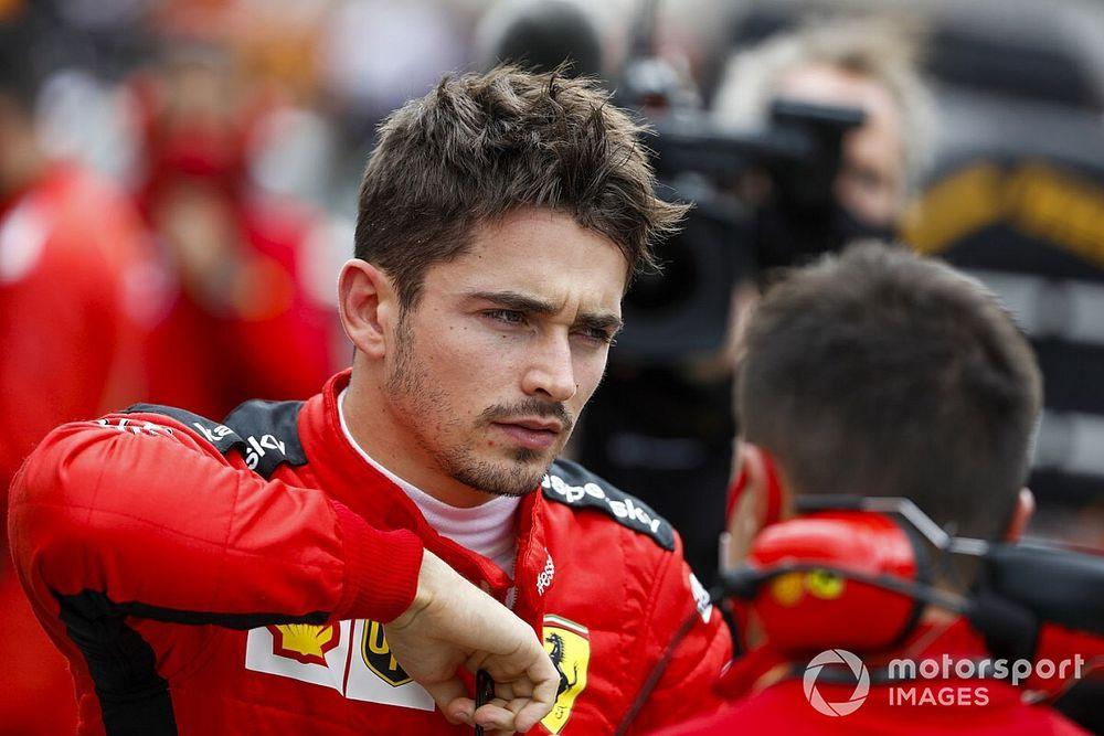 """Leclerc: """"Miglior gara del 2020. Stiamo migliorando e si vede"""""""