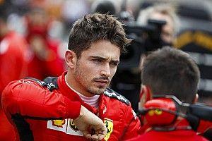 """Leclerc: """"GP de Portugal foi o melhor da Ferrari em 2020"""""""