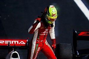 Mick Schumacher remporte le titre F2, Daruvala dernier vainqueur