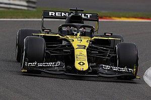 Ricciardo sorride: nessun guasto al cambio e al motore