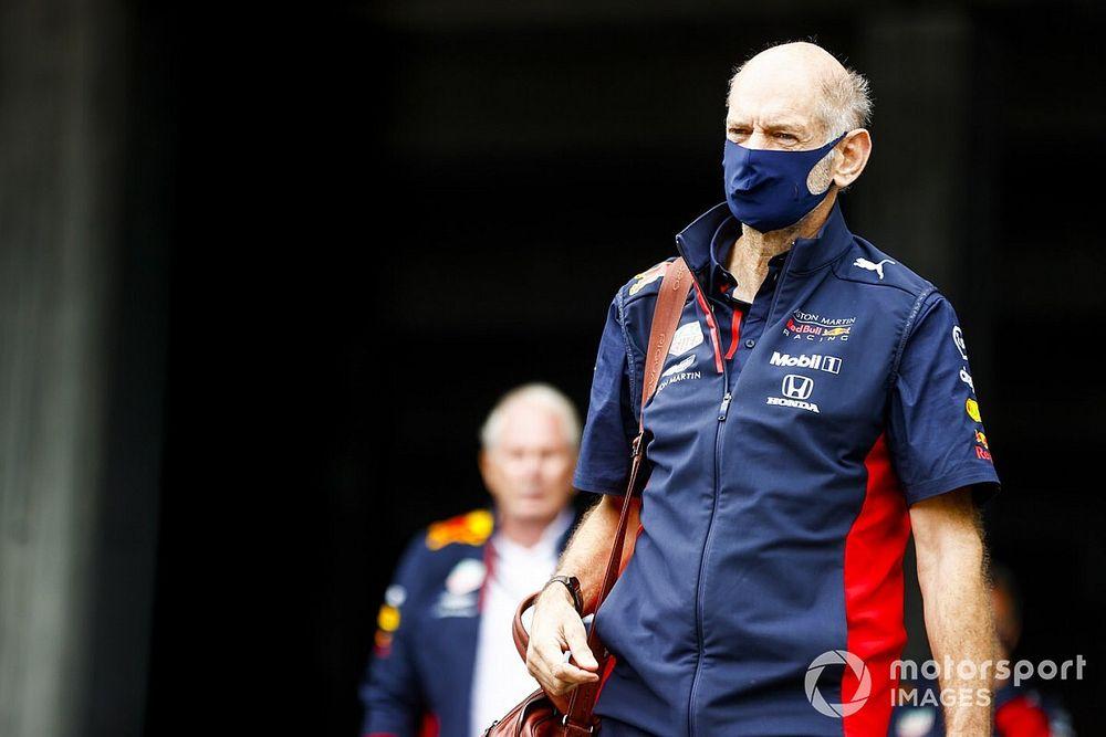 """Horner: """"Newey artık sadece F1 projesine odaklandı"""""""