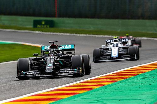 Hamilton a leggyorsabb a belga FP3-on Ocon előtt, Vettel utolsó lett